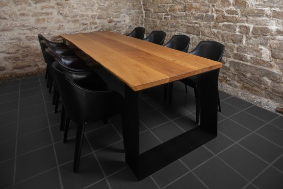Tisch aus Eiche